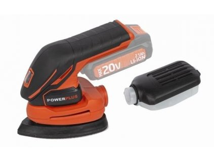 Powerplus Dual Power POWDP5020