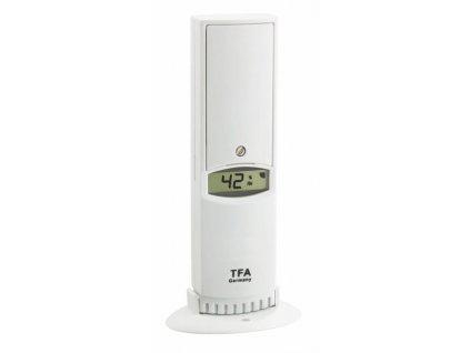 TFA bezdrátové čidlo teploty/vlhkosti 30.3312.02 pro WEATHERHUB