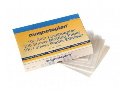 Magnetoplan Magnetická stěrka ELEGANT náhradní utěrky