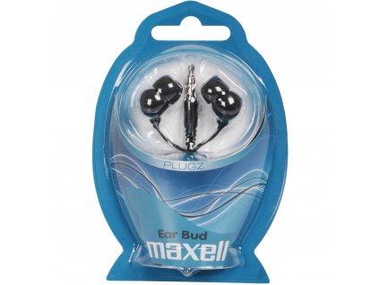 Maxell 303459 PLUGZ černé