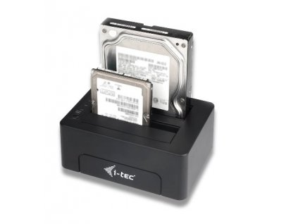 I-TEC USB 3.0 SATA HDD Clone Docking Station