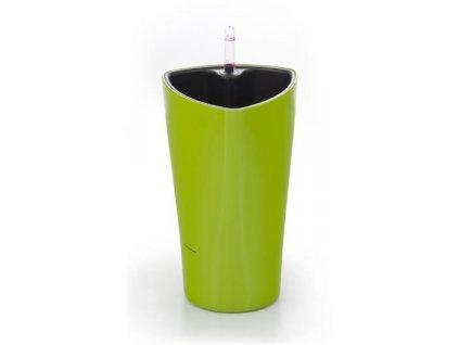 Samozavlažovací květináč G21 Trio mini zelený 26 cm