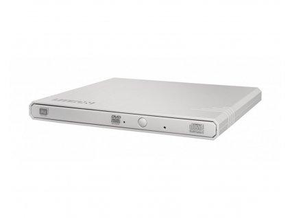 Lite-On eBAU108 USB 2.0 externí, bílá