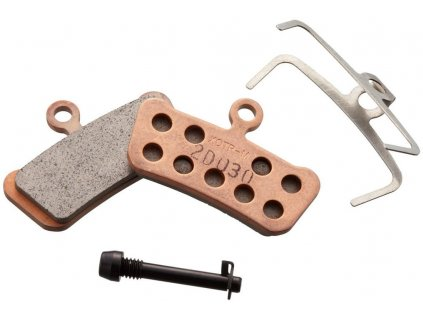SRAM brzdové destičky sintered ocel - GUIDE/Trail