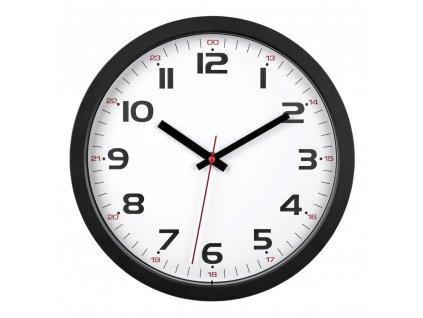 TFA nástěnné hodiny 60.3050.01 - černé