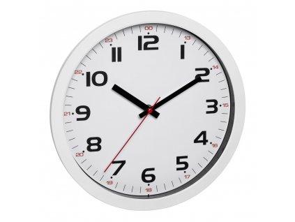 TFA nástěnné hodiny 60.3050.02 - bílé