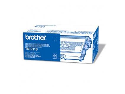 Brother toner TN-2110 pro HL-21x0,DCP-7030/7045,MFC-7320/7440/7840, black (1.500 stran) - originální