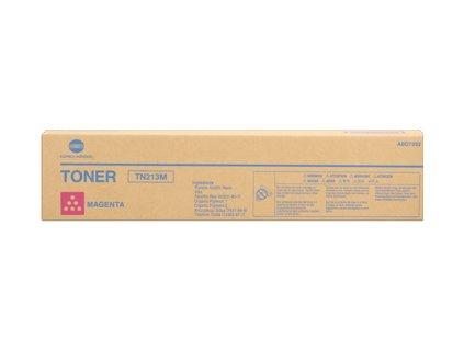 Konica Minolta toner cartridge, magenta, TN 213, pro bizhub C203, C253 (TN213) - originální