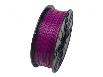 Gembird filament PLA 1.75mm 1kg, fialová