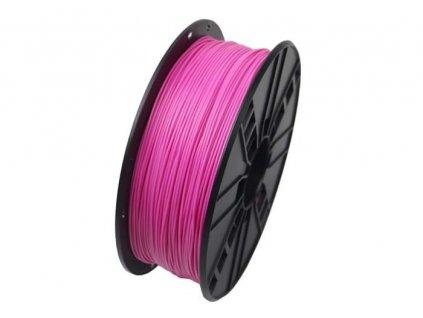 Gembird filament PLA 1.75mm 1kg, růžová