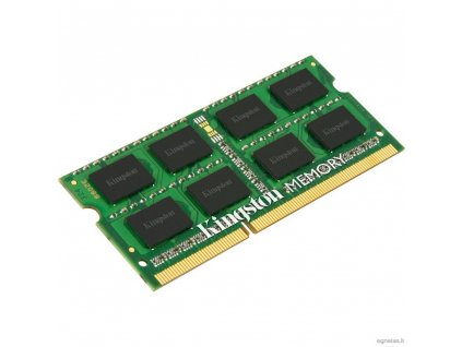 Kingston SO-DIMM 2GB 1600MHz DDR3 CL11 SR X16