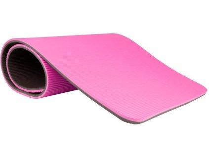 INSPORTLINE Podložka na cvičení Profi 180 cm - růžová