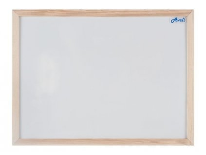 Aveli magnetická tabule 40x60 cm, dřevěný rám