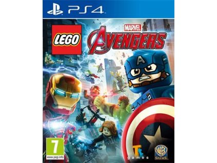PS4 - Lego Marvel's Avengers