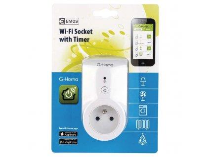 Zásuvka Wi-Fi s časovačem G-Homa P5550