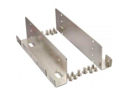 """Gembird MF-3241, rámeček pro 4x 2.5"""" SSD do 3.5"""" pozice"""