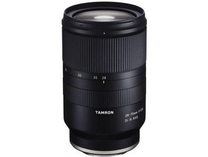 TAMRON objektiv 28-75mm F/2.8 Di III RXD pro Sony FE