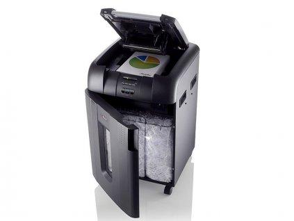 REXEL AUTO+ 500X, automatický podavač až 500 listů
