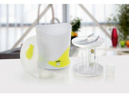 Laica BC1005 Elektrický parní sterilizátor dětských láhví
