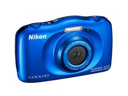 Nikon COOLPIX W150 Blue + batoh (VQA111K001)