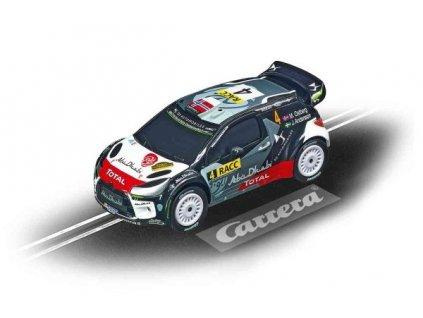 Carrera Auto GO/GO+ 64156 Citroën DS3 WRC M.Ostberg