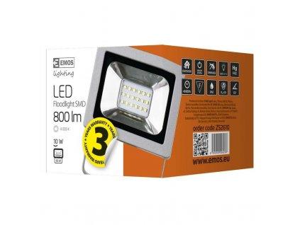 LED reflektor PROFI, 10W studená bílá