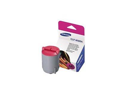 Samsung toner CLP-C300A pro CLP-300 magenta - 1000str. pro tiskárnu CLP-300 - originální