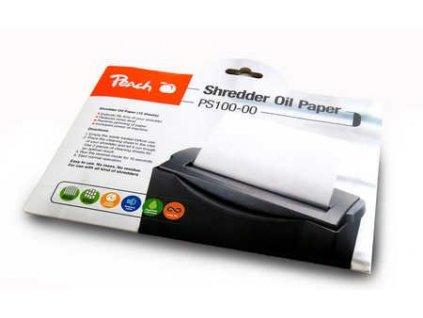 Peach Shredder Service Kit PS100-00 (Olejové papíry)