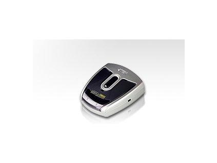 ATEN USB 2.0 Přepínač periferií 2:1 US-221A