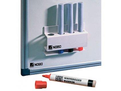 NOBO Magnetický držák popisovačů, standard