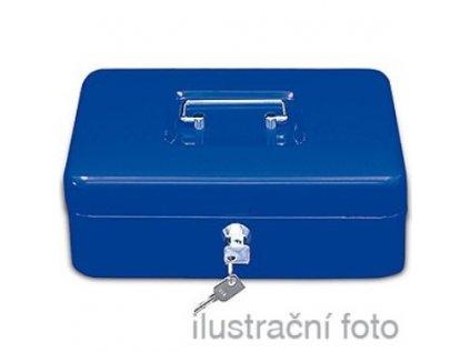 WEDO Přenosná pokladna 300, modrá