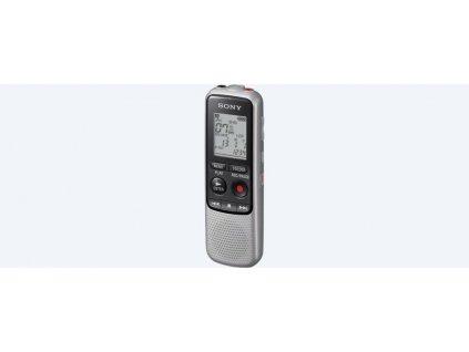 Sony ICD-BX140 stříbrný