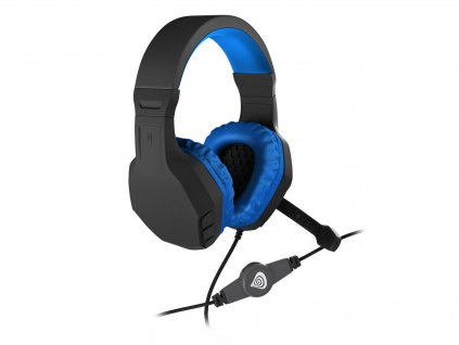 Herní sluchátka GENESIS ARGON 200 BLACK/BLUE
