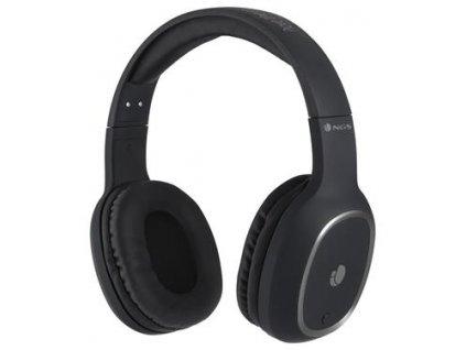 NGS BT sluchátka Artica Pride, černá