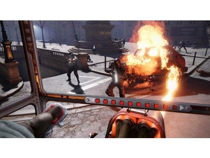 PS4 VR - Wolfenstein Cyberpilot