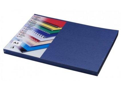DELTA Karton, A3/100ks, královská modrá