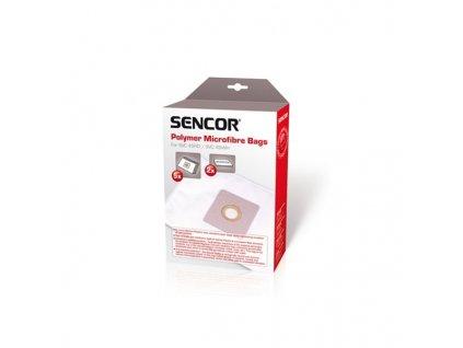 Sencor SÁČEK MICRO SVC 7CA 5KS, Mikrovlákenné sáčky, 5 ks, pro vysavač SVC 7CA