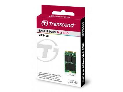 Transcend MTS400S 32GB M.2 SSD MLC