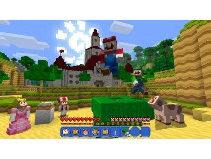Switch - Minecraft: Nintendo Switch Edition