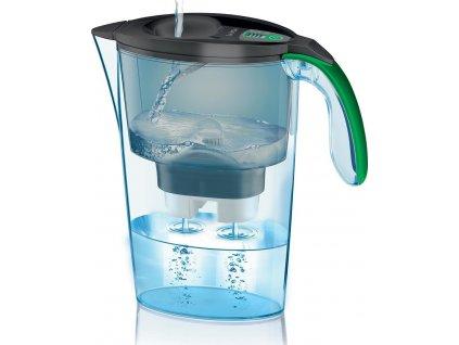 Laica J31-BC Light Graffiti konvice pro filtraci vody,  zelená