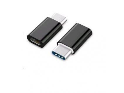 CABLEXPERT USB Type-C adaptér redukce na microUSB (CM/mF)