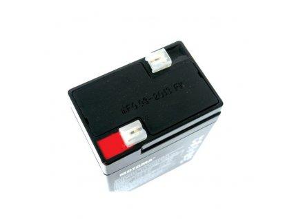 Baterie olověná 6V 4,5Ah MOTOMA