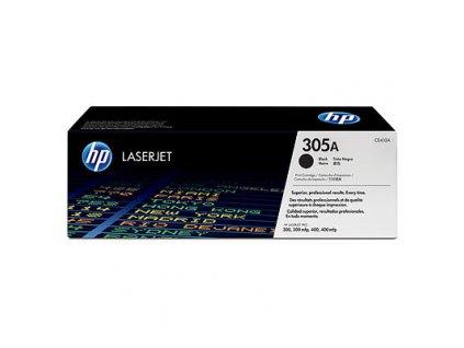HP 305A Black Toner (2200 stran) pro LJP 300/400 M475, CE410A - originální