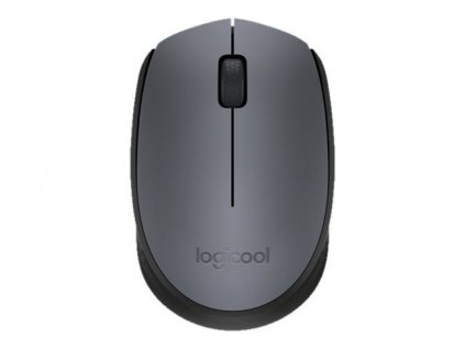 Logitech Wireless Mouse M171 Grey