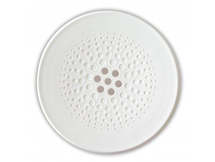 Airbi aroma difuzér s možností osvětlení LOTUS - bílý