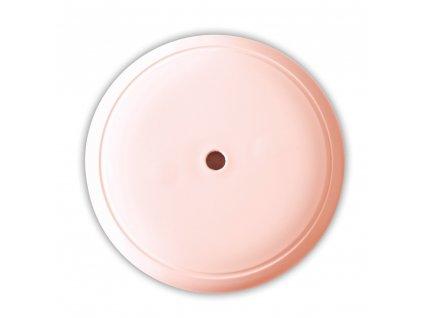 Airbi aroma difuzér s možností osvětlení CANDY - růžová