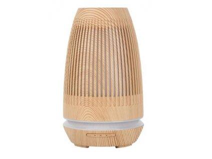 Airbi aroma difuzér s možností osvětlení SENSE - světlé dřevo