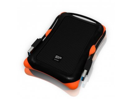 Silicon Power Armor A30 2TB oranžovo-černý