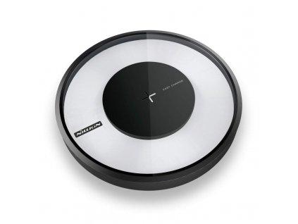 Nillkin Magic Disk 4 Black, bezdrátový dobíječ, 9V fast charge, černý