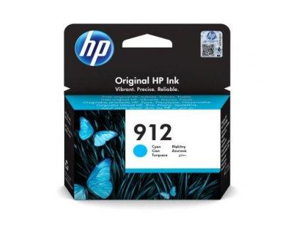 HP 912 Azurová (3YL77AE) - originální